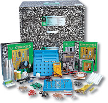 FOSS Middle School Electronics, First Edition - Complete Kit  - 1 Class Use