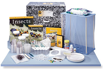 FOSS K-6 Second Edition > Insects > Complete Kit
