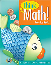 Core Curriculum Programs > Think Math! > Think Math! Grade 1 Practice Books
