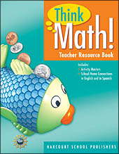 Core Curriculum Programs > Think Math! > Think Math! Grade 1 Teacher Resource Book