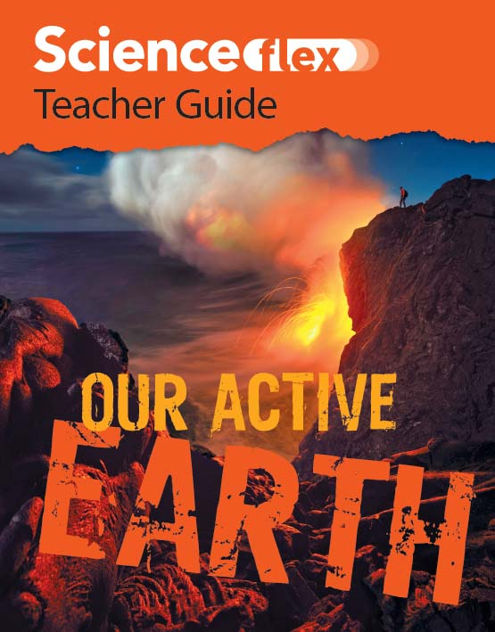 Our Active Earth Teacher Guide