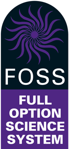 FOSS: Full Option Science System logo